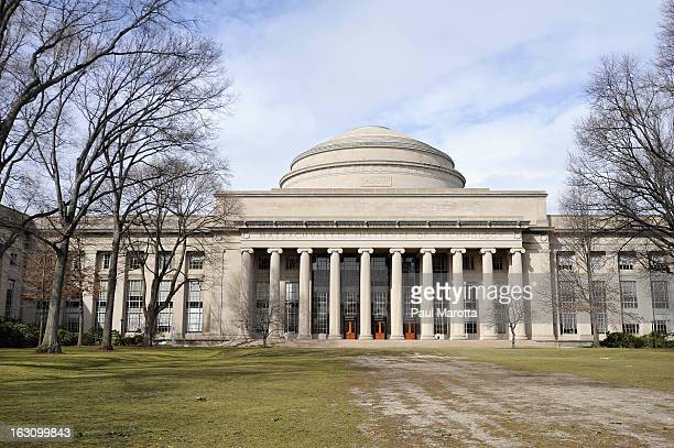 A general view of MIT Massachusetts Institute of Technology on March 4 2013 in Cambridge