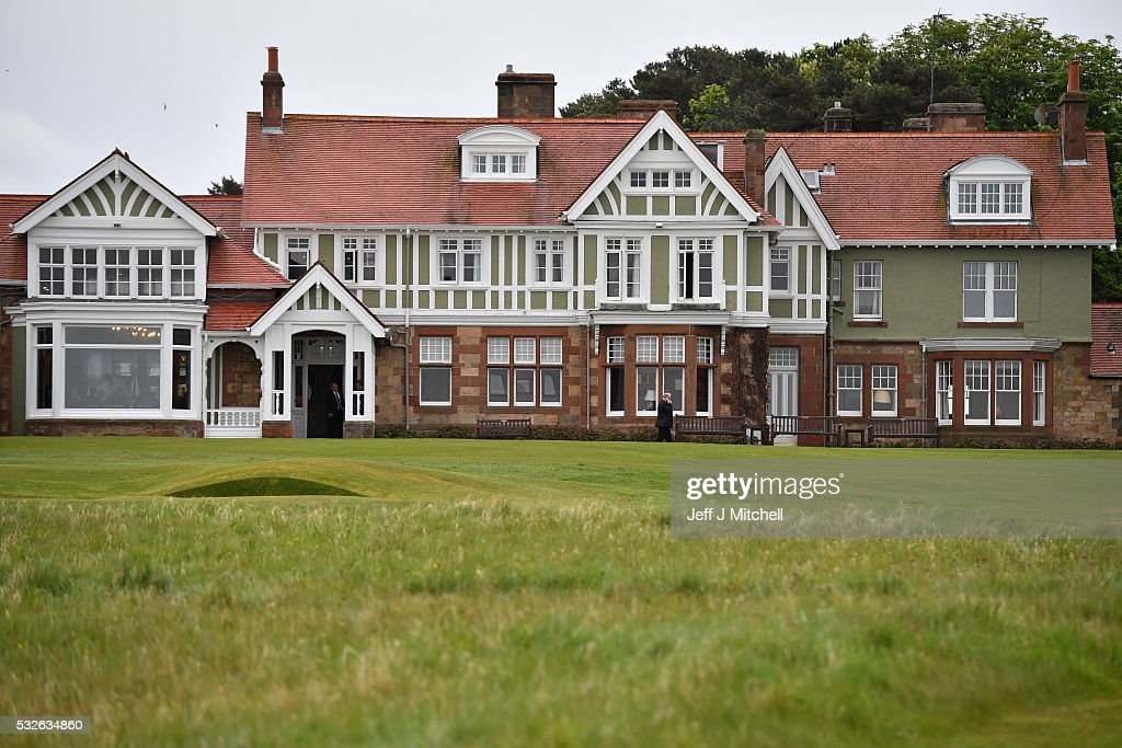 Muirfield Golf Course Votes Against Admitting Female Members : News Photo