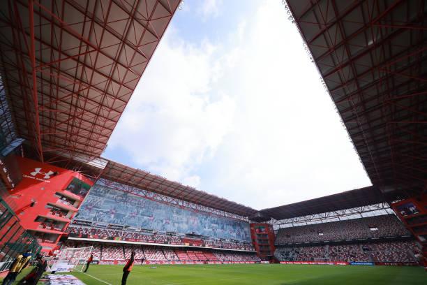 MEX: Toluca v Atletico San Luis - Torneo Apertura 2021 Liga MX