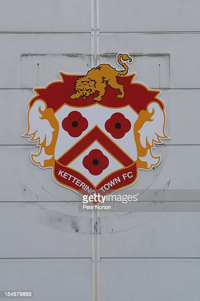 A general view of Nene Park home of Kettering Town Football Club on September 14 2011 in Kettering England