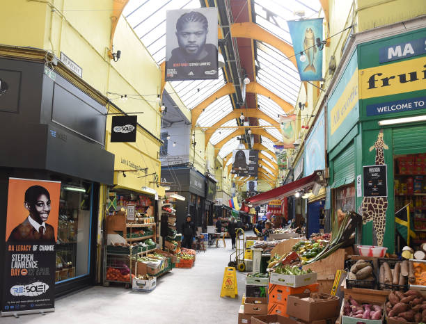 """GBR: """"Never Forget Stephen Lawrence"""" Large-Scale Photography Exhibition At Brixton Village"""