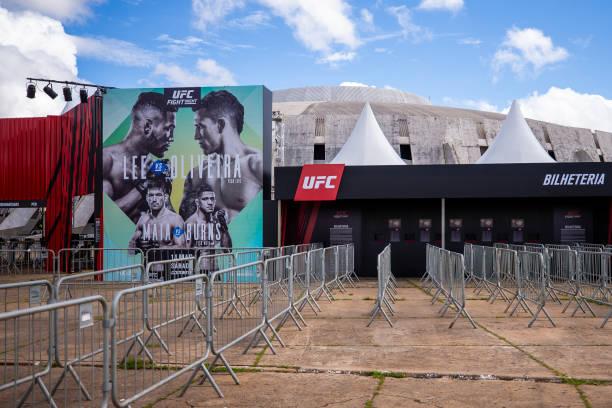 BRA: UFC Fight Night Lee v Oliveira: Previews