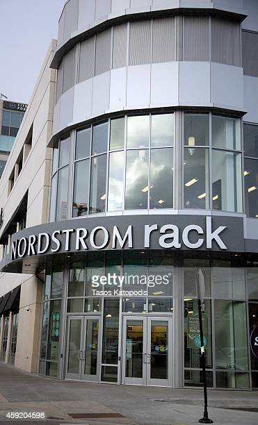 6346469b General view of Nordstom Rack Department Store in Lincoln Park on November  17 2014 in Chicago