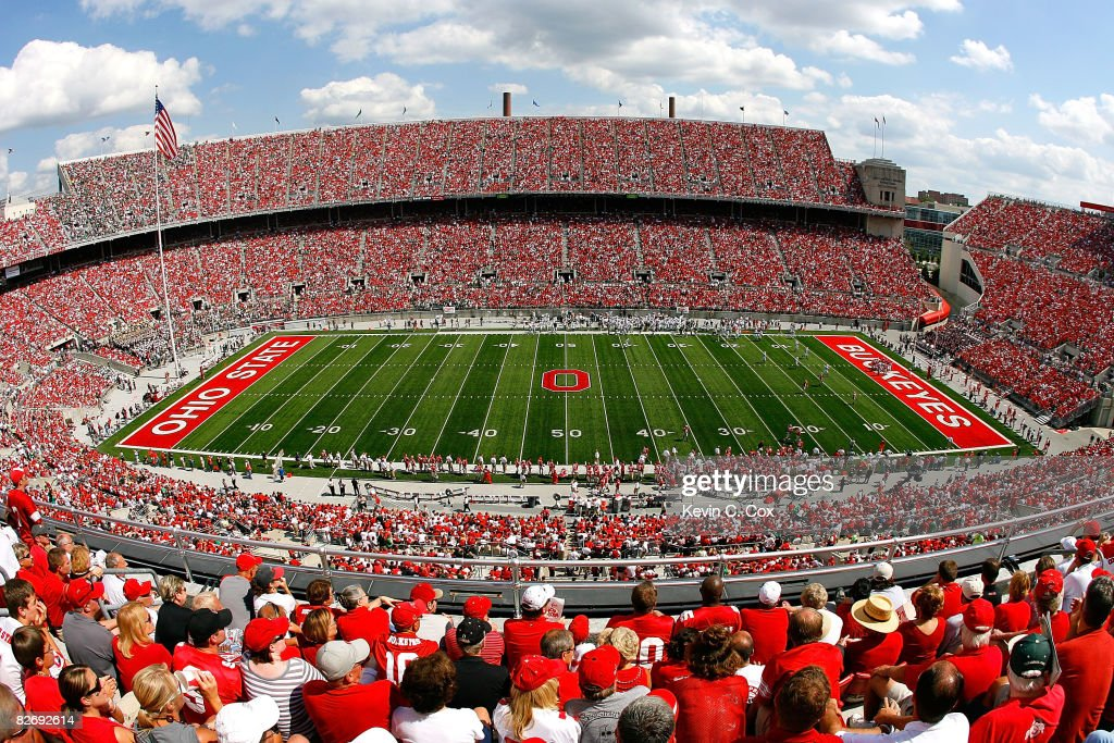 Ohio Bobcats v Ohio State Buckeyes : News Photo