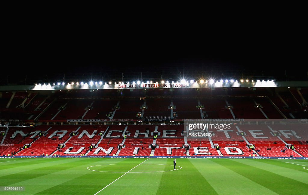 Manchester United v Stoke City - Premier League : News Photo