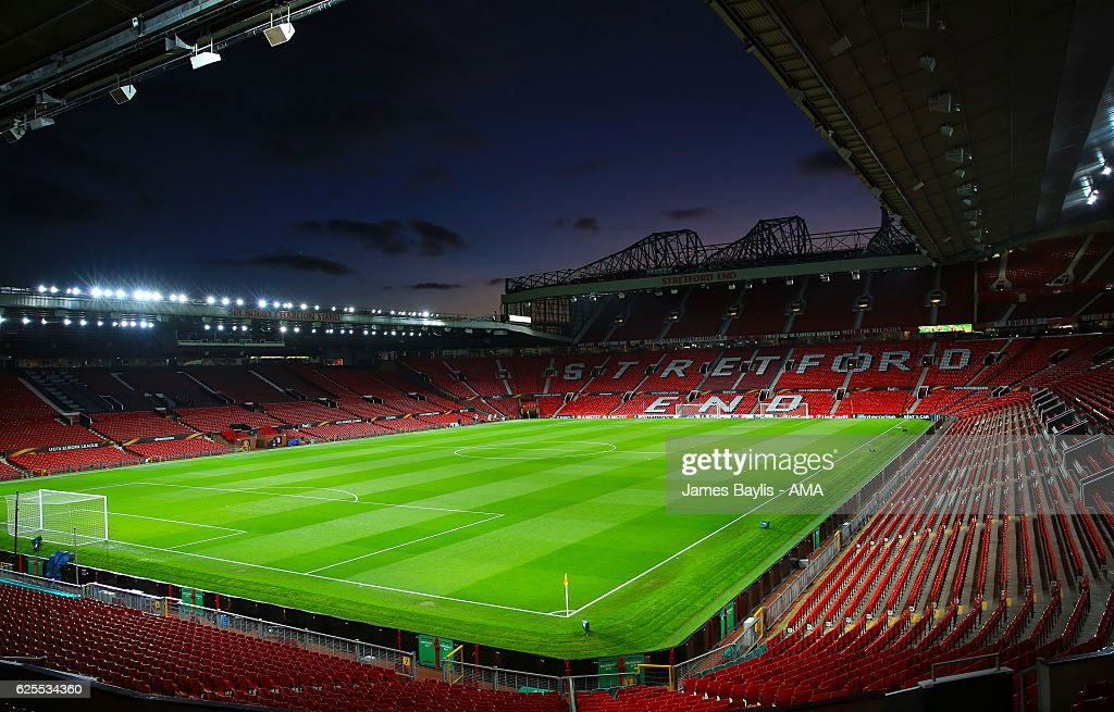 Manchester United FC v Feyenoord - UEFA Europa League : News Photo