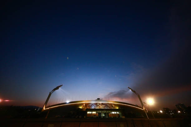 MEX: Pumas UNAM v Santos Laguna - Torneo Guard1anes 2021 Liga MX