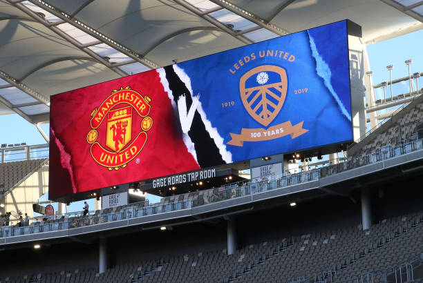 AUS: Manchester United v Leeds United - Pre-Season Friendly