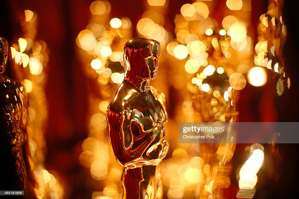 87th Annual Academy Awards - Backstage And Audience : Nyhetsfoto