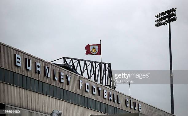 A general view of outside the stadium before the Sky Bet Championship match between Burnley and Yeovil Town at Turf Moor on August 17 2013 in Burnley...