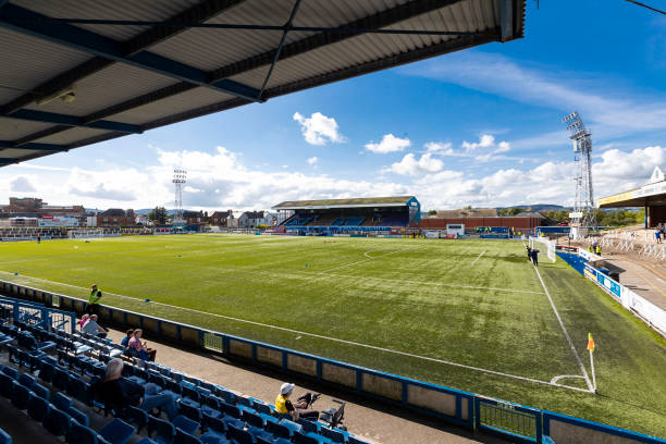 GBR: Queen Of The South v Arbroath FC - Cinch Scottish Championship