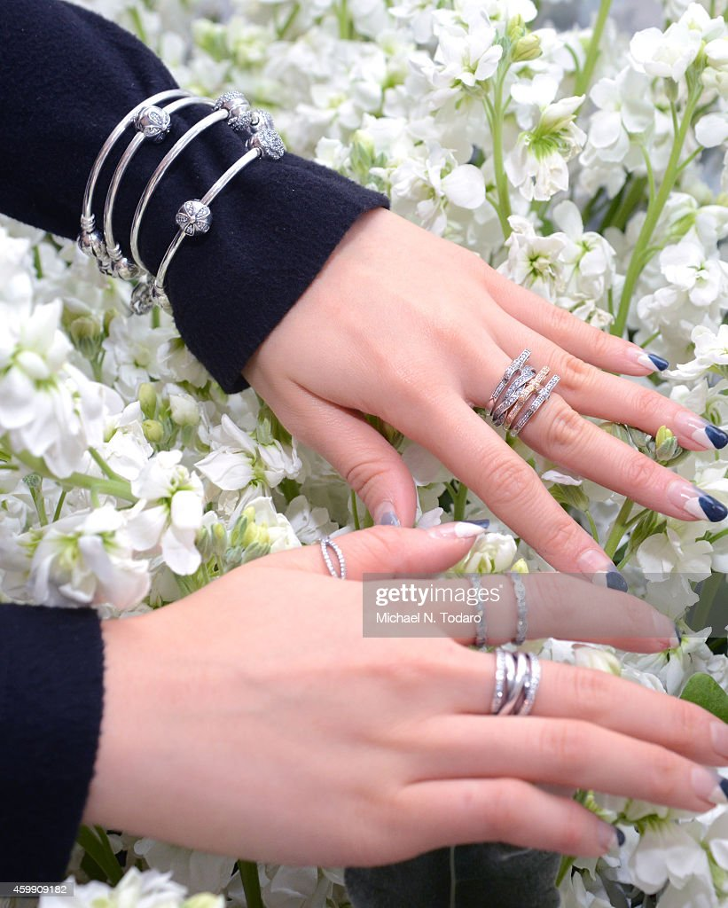 PANDORA Jewelry Preview - Spring 2015 Collection Photos and Images ...