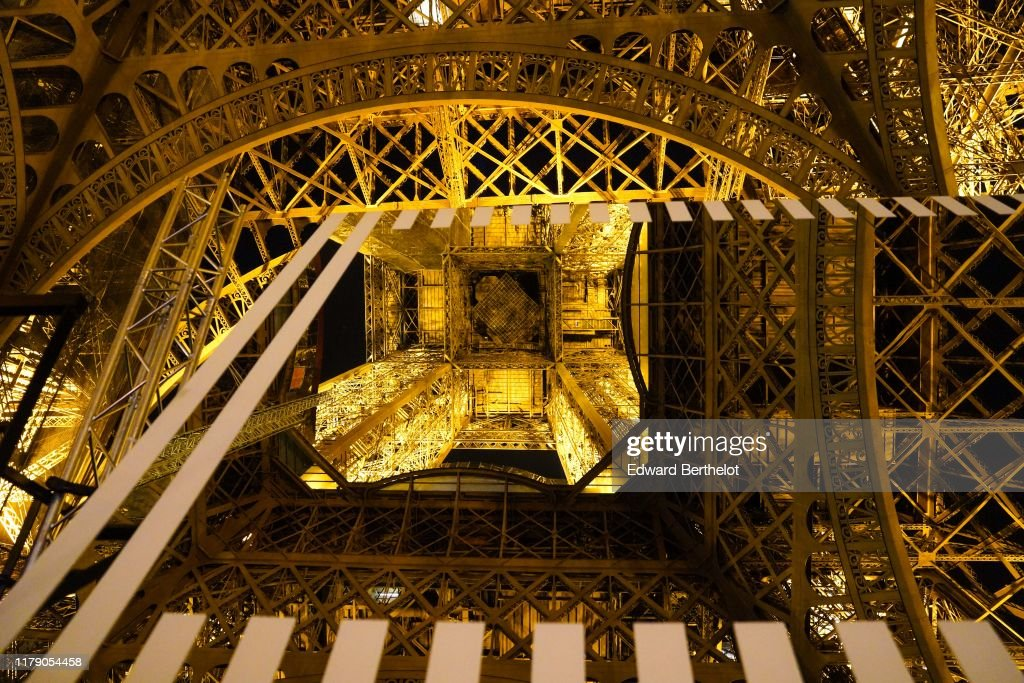 """""""Nuit Blanche"""" 2019 : Press Preview In Paris : News Photo"""