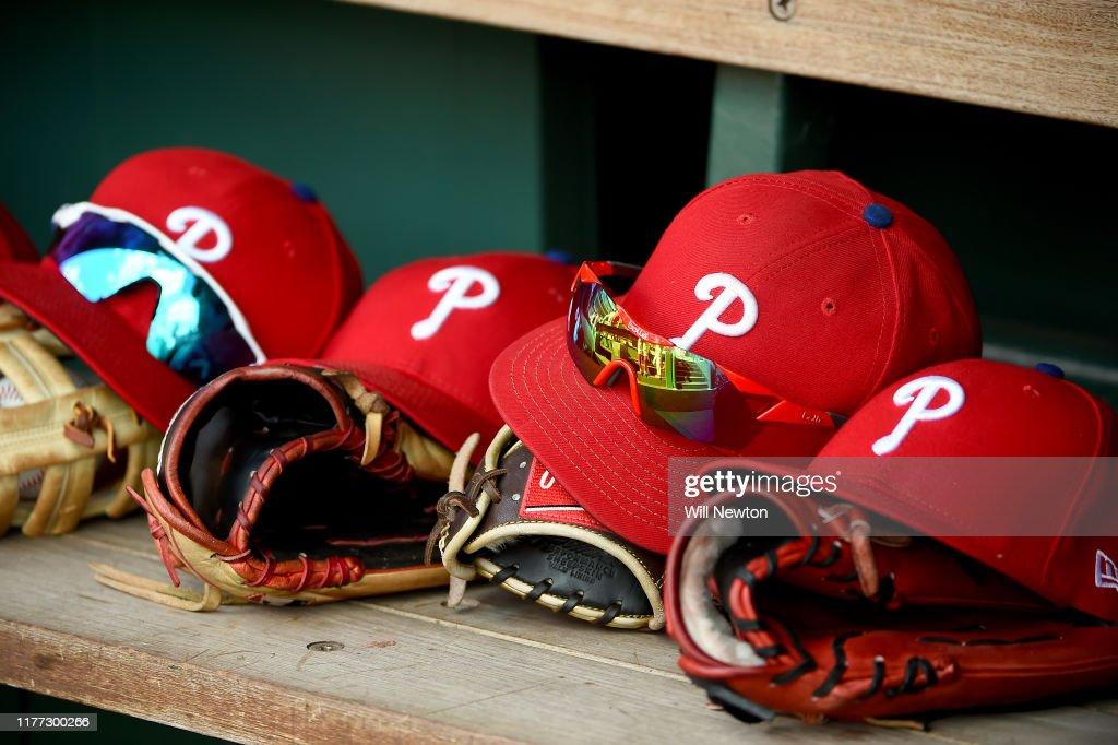 Philadelphia Phillies v Washington Nationals - Game One : News Photo