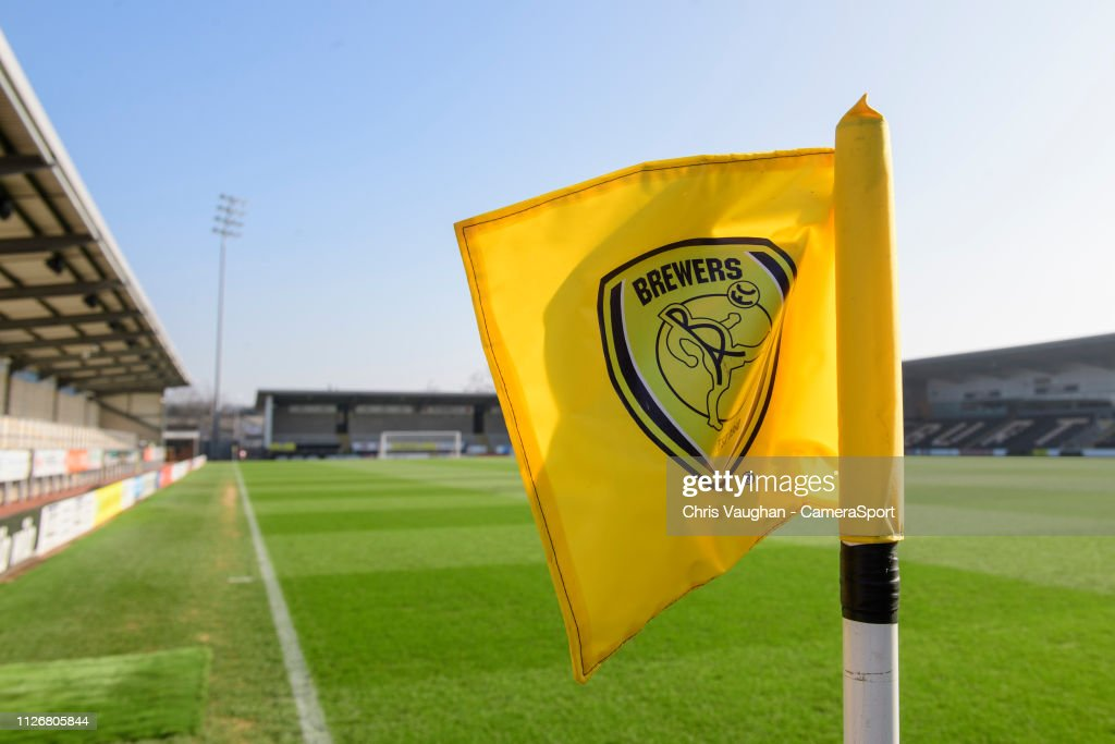 GBR: Burton Albion v Fleetwood Town - Sky Bet League One