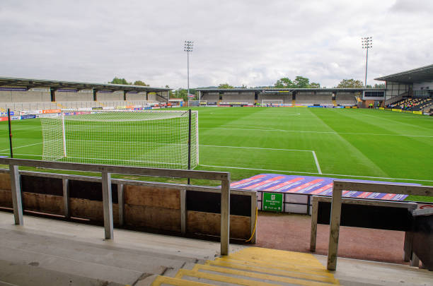 GBR: Burton Albion v Lincoln City - Sky Bet League One