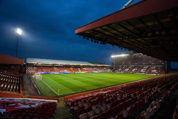 GBR: Aberdeen v Hamilton - Ladbrokes Scottish Premiership