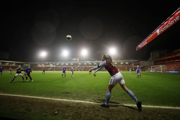 GBR: Aston Villa Women v Chelsea Women - Barclays FA Women's Super League