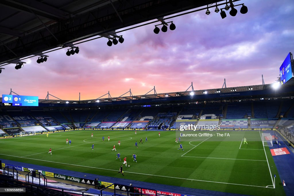 Leicester City v Manchester United: Emirates FA Cup Quarter Final : ニュース写真
