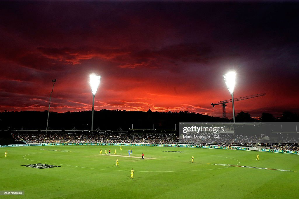Australia v India - Game 4 : News Photo