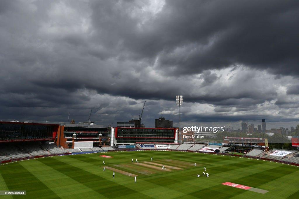 England v West Indies: Day 3 - Third Test #RaiseTheBat Series : ニュース写真