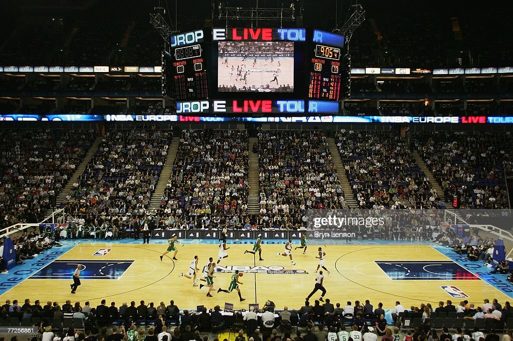 Boston Celtic v Minnesota Timberwolves - NBA