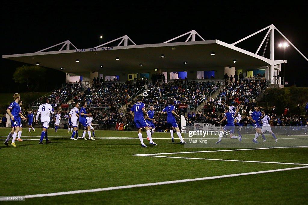 FFA Cup - Manly United v Sydney Olympic : News Photo