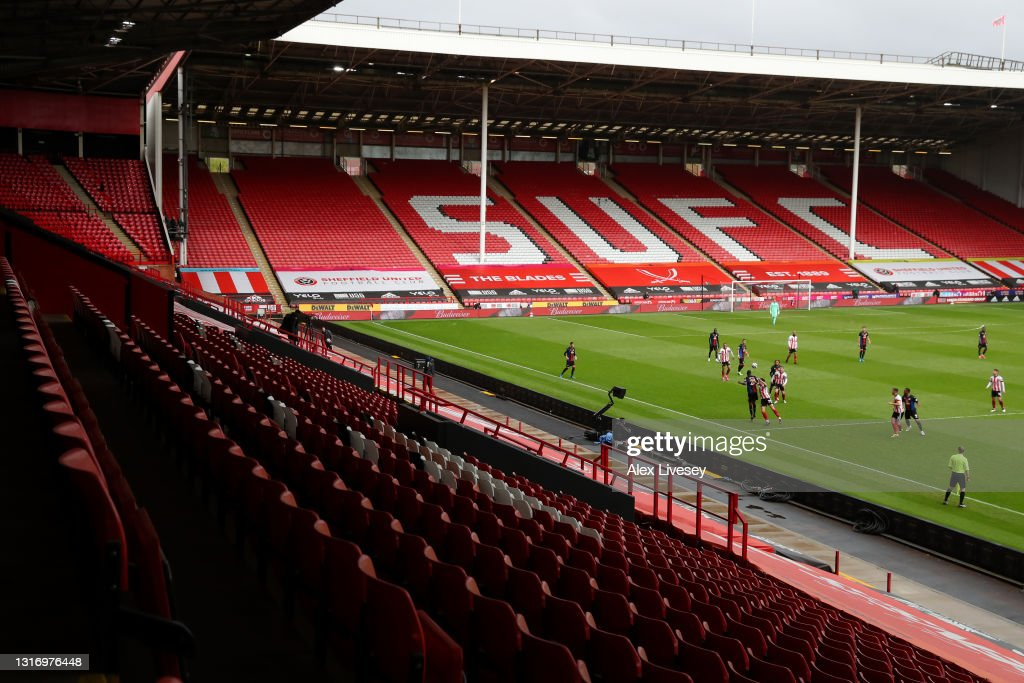 Sheffield United v Crystal Palace - Premier League : ニュース写真