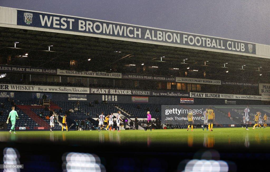 West Bromwich Albion v Wolverhampton Wanderers - Premier League : ニュース写真