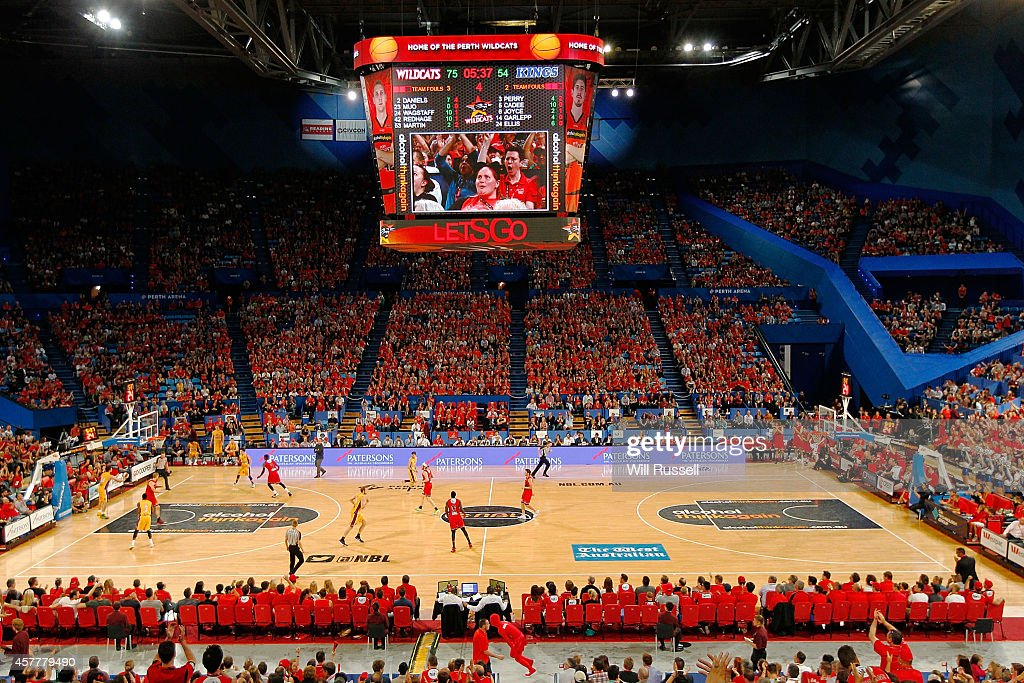 NBL Rd 3 - Perth v Sydney : News Photo