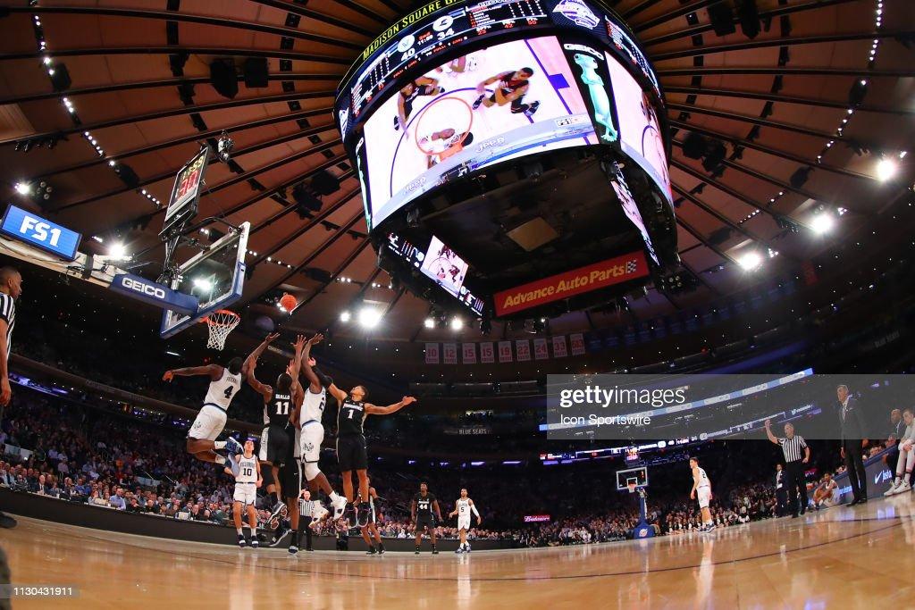 COLLEGE BASKETBALL: MAR 14 Big East Conference Tournament - Villanova v Providence : News Photo