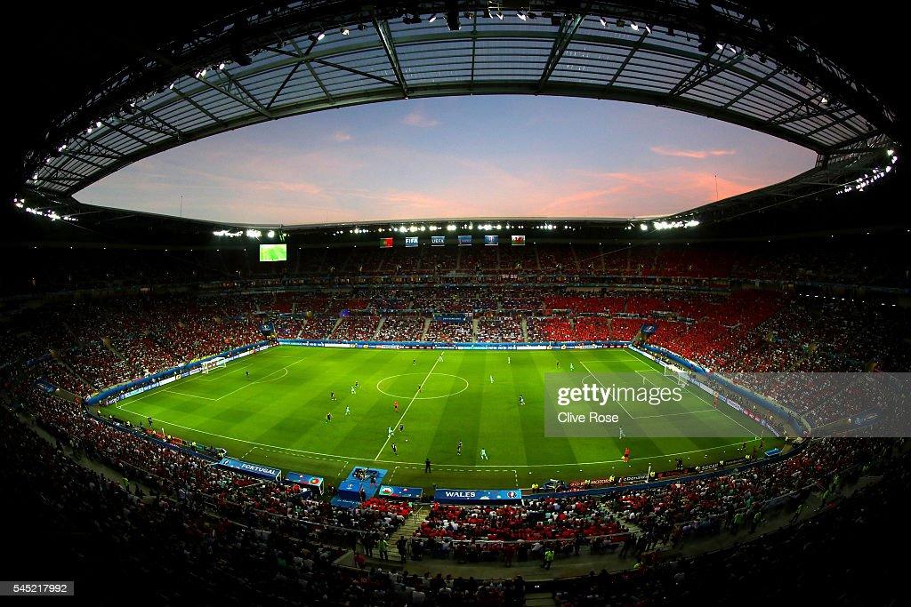 Portugal v Wales - Semi Final: UEFA Euro 2016 : ニュース写真