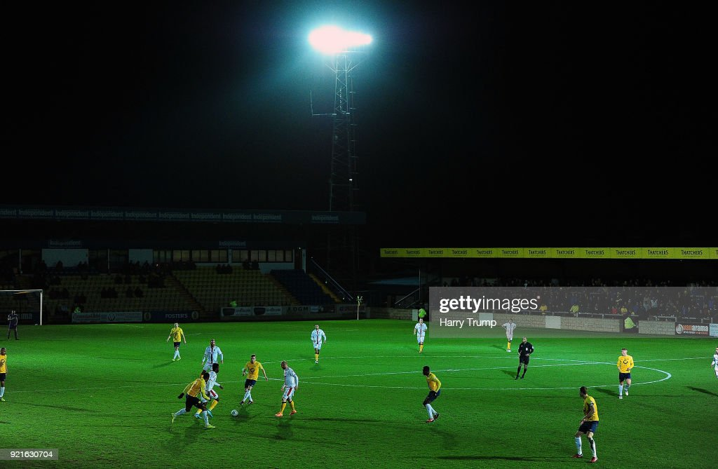 Torquay United v Sutton United - Vanarama National League : Foto di attualità