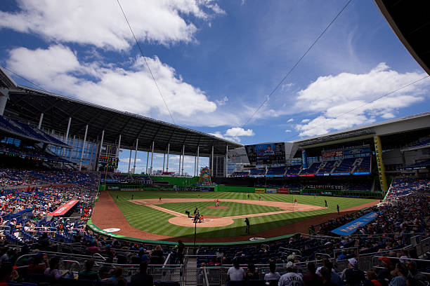 Seattle Mariners v Miami Marlins