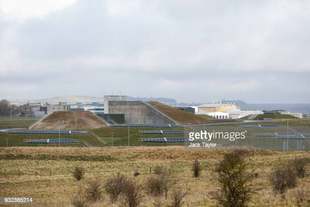 A general view of Porton Down where the nerve agent used on Sergei Skripal 66 and his daughter Yulia was identified on March 15 2018 in Porton Down...