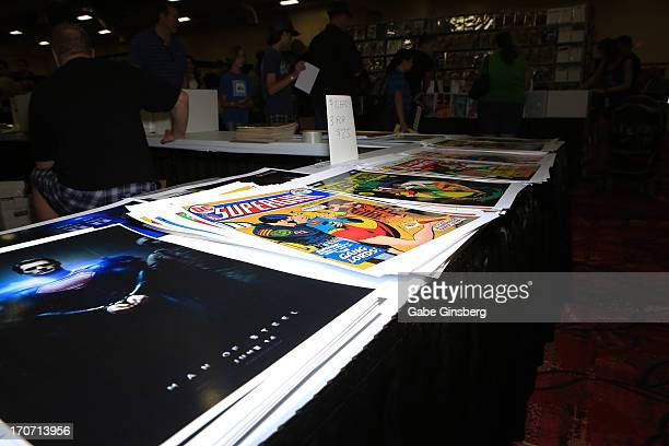 49 Amazing Las Vegas Comic Con Day 3 Photos And Premium High Res Pictures Getty Images