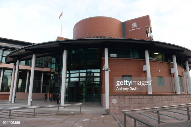 General view of Preston Crown Court on February 26 2018 in Preston England A judge will decide if Hillsborough match day Police Commander David...