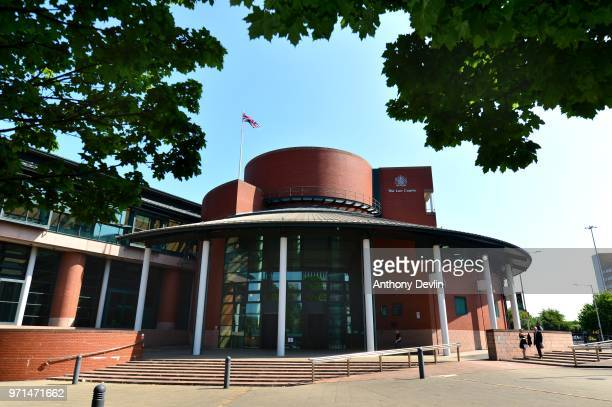 General view of Preston Crown Court on June 11 2018 in Preston England David Duckenfield the match commander on the day of the Hillsborough disaster...