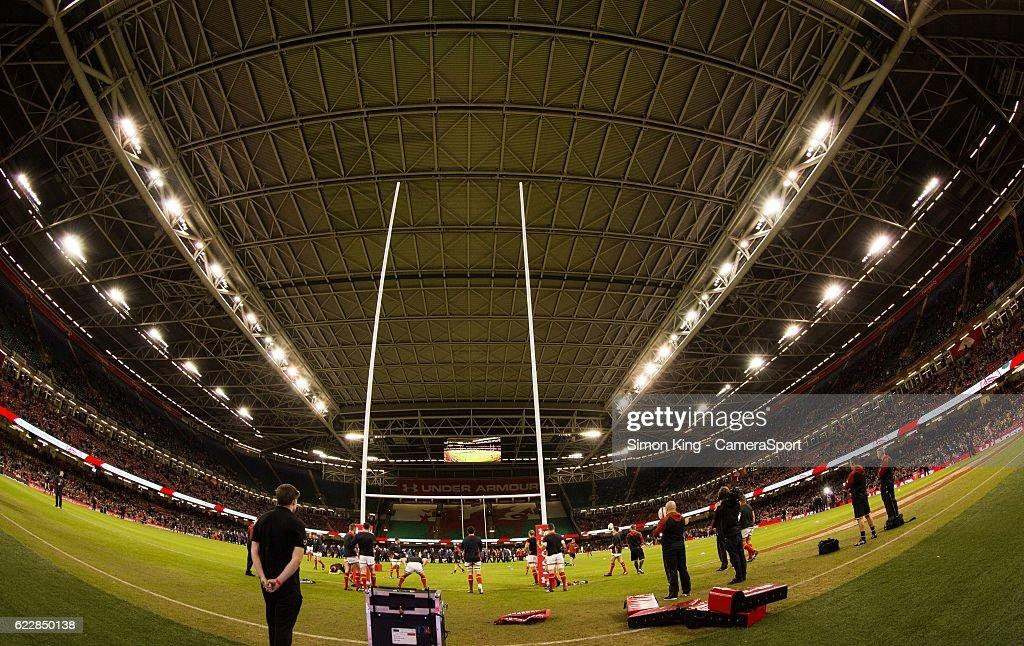 Wales v Argentina - International Match : News Photo