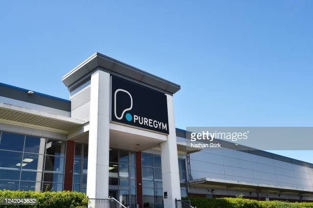 General view of PureGym on June 02, 2020 in Stoke-on-Trent, England . The British government further relaxed Covid-19 quarantine measures in England...
