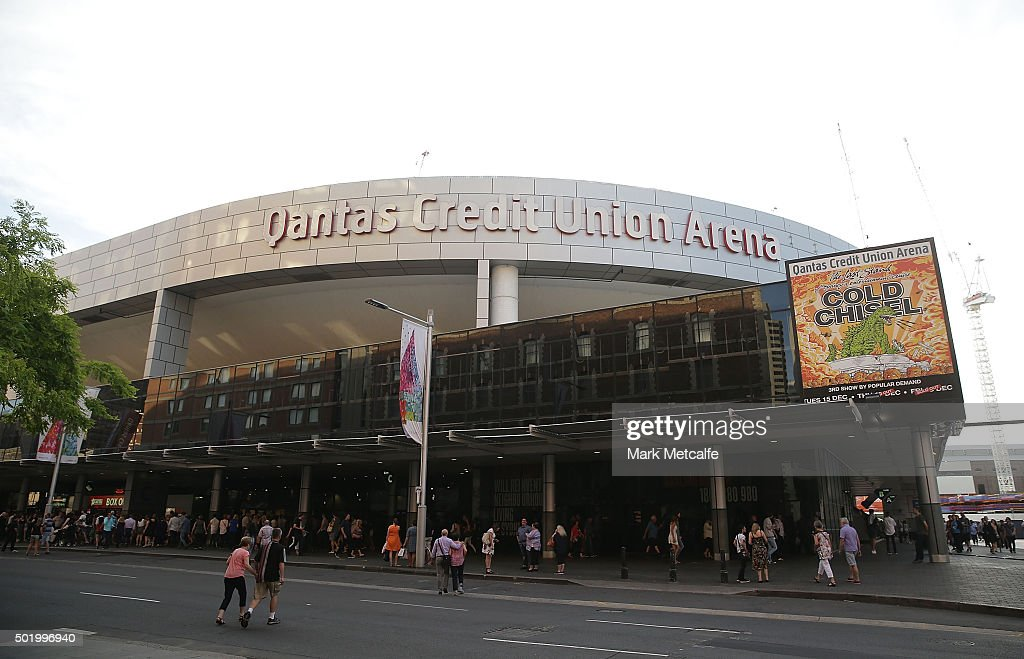 Sydney Entertainment Centre Hosts Last Concert Before Demolition : News Photo