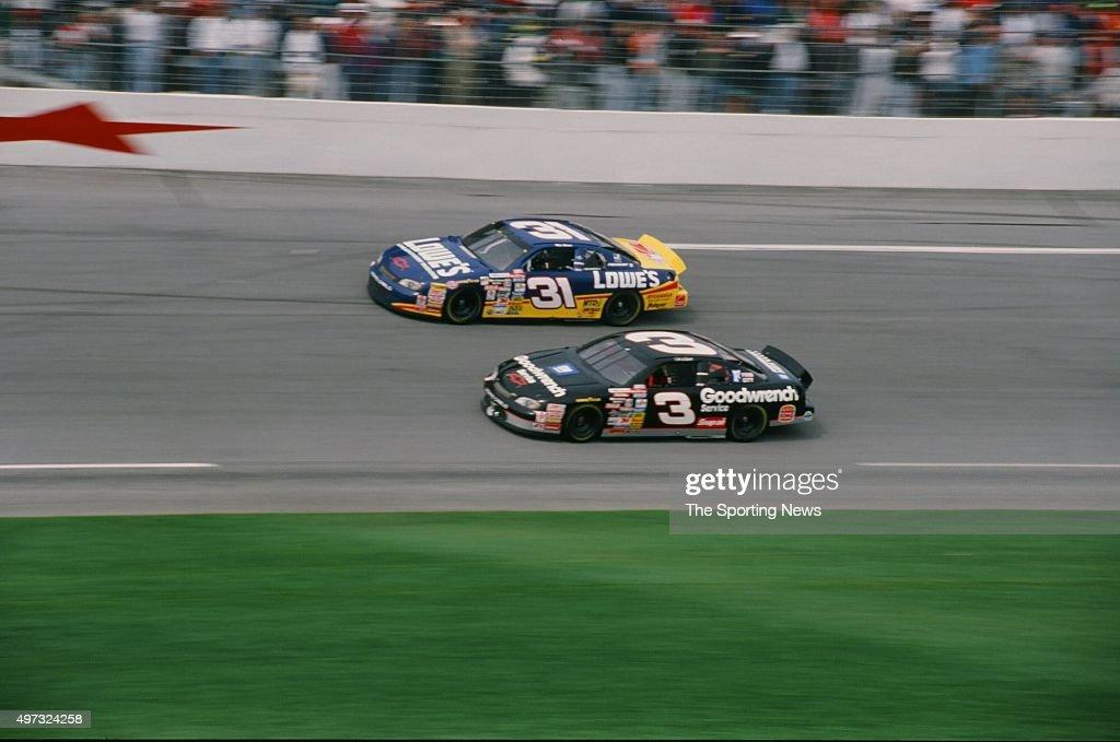 1997 Daytona 500 : News Photo