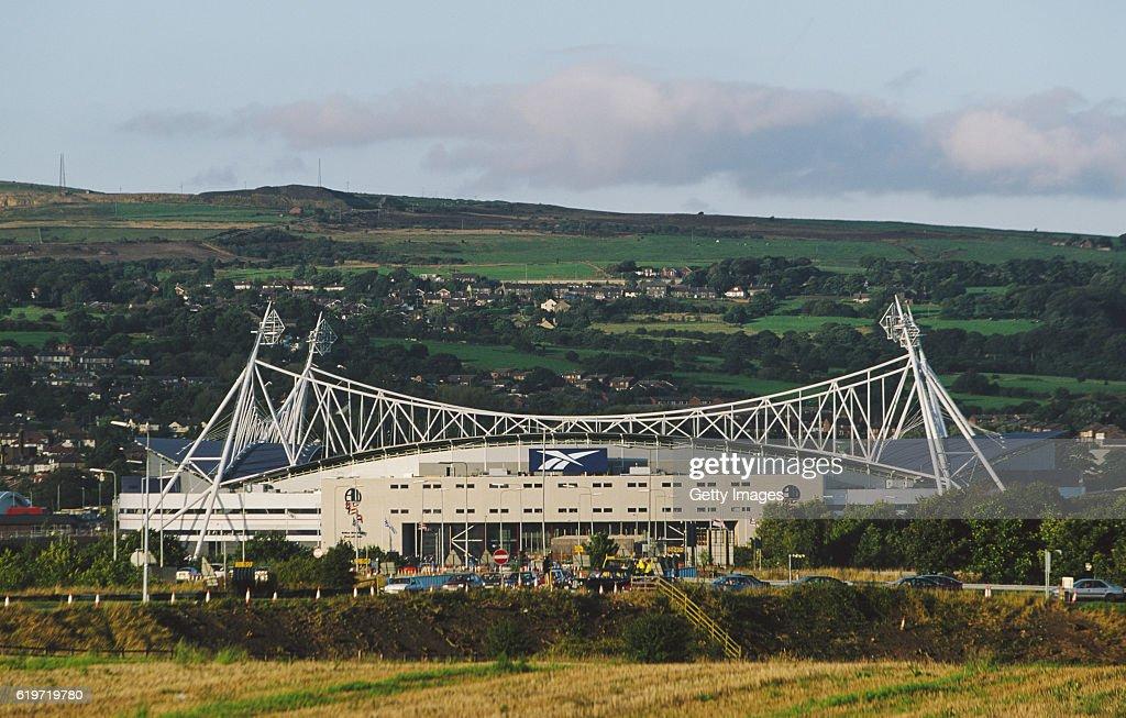 Reebok Stadium Home of Bolton Wanderers FC 1997 : News Photo