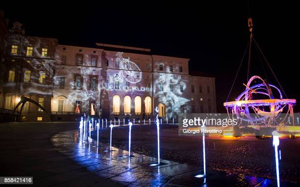 A general view of Reggia di Venaria is seen during the opening gala of 'A Different Vision On Fashion Photography' By Peter Lindbergh Exhibition at...