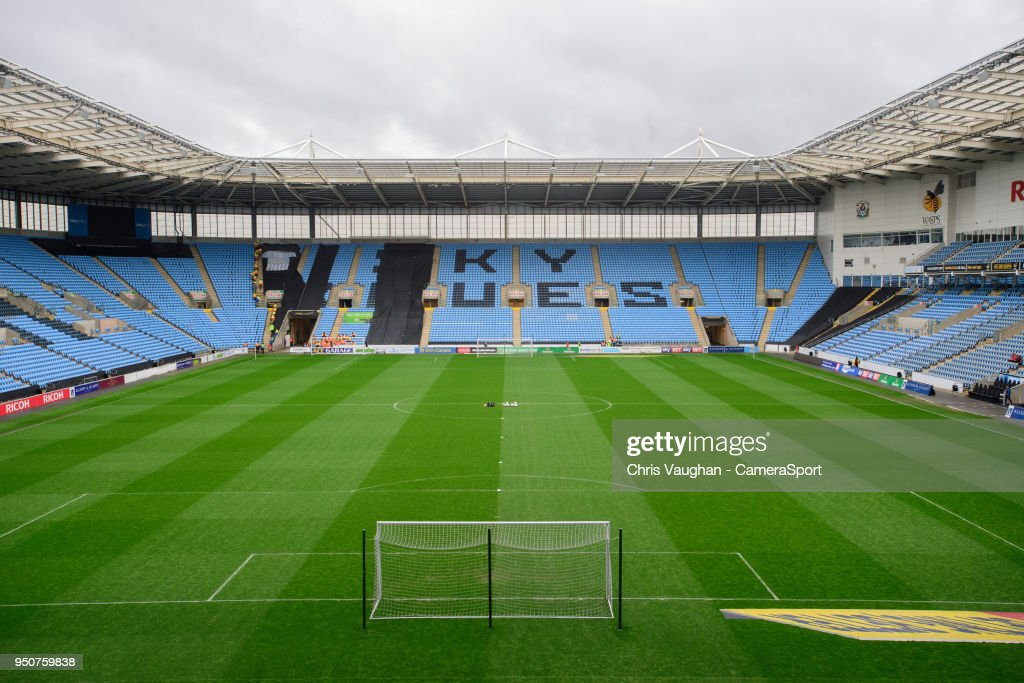 Coventry City v Lincoln City - Sky Bet League Two