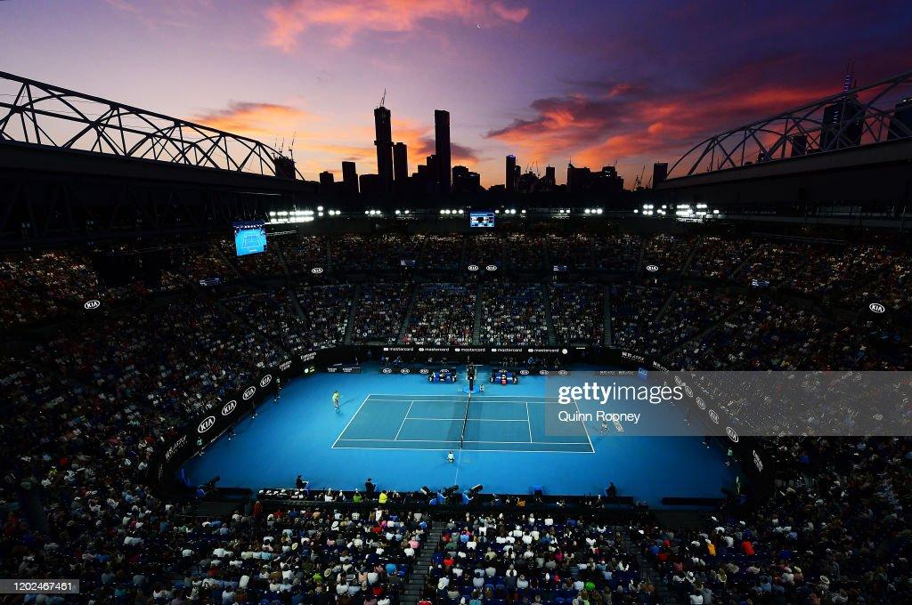 2020 Australian Open - Day 9 : ニュース写真