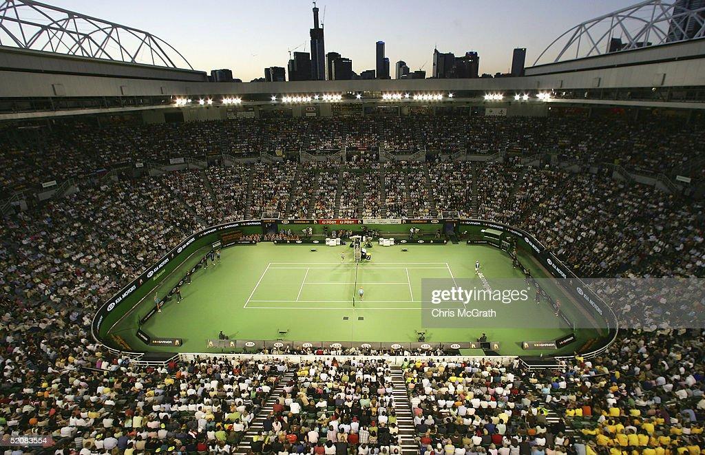 The Australian Open - Day 14 : ニュース写真