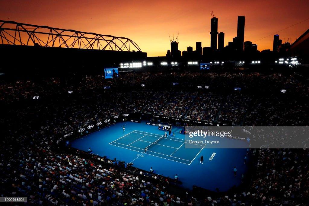 2020 Australian Open - Day 11 : ニュース写真
