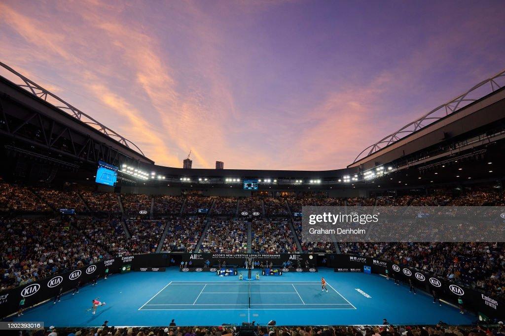 2020 Australian Open - Day 8 : ニュース写真