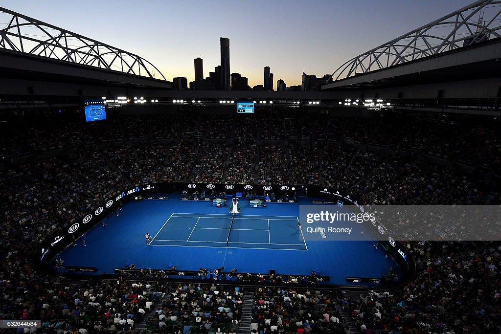 2017 Australian Open - Day 10 : ニュース写真